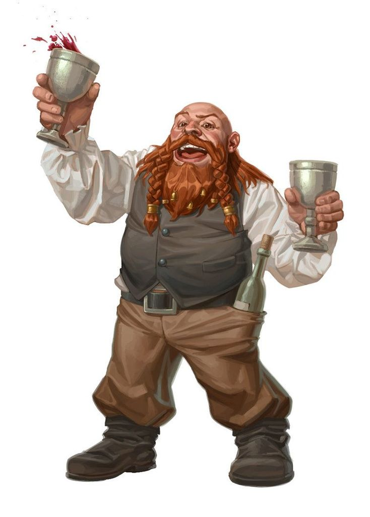 Dougan Firebeard (Inn Keeper)