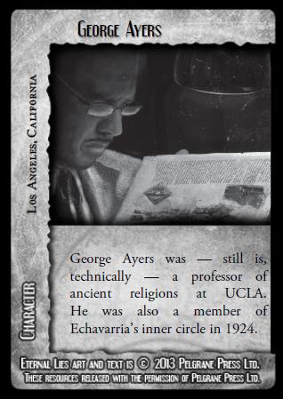 George Ayers