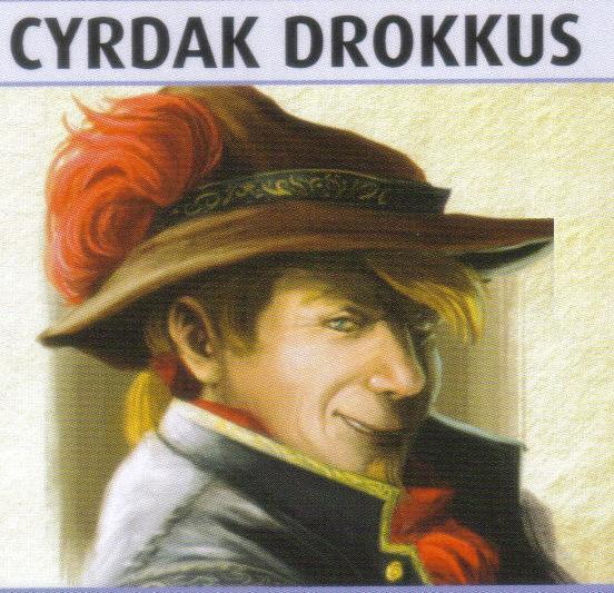 Cyrdak Drokkus