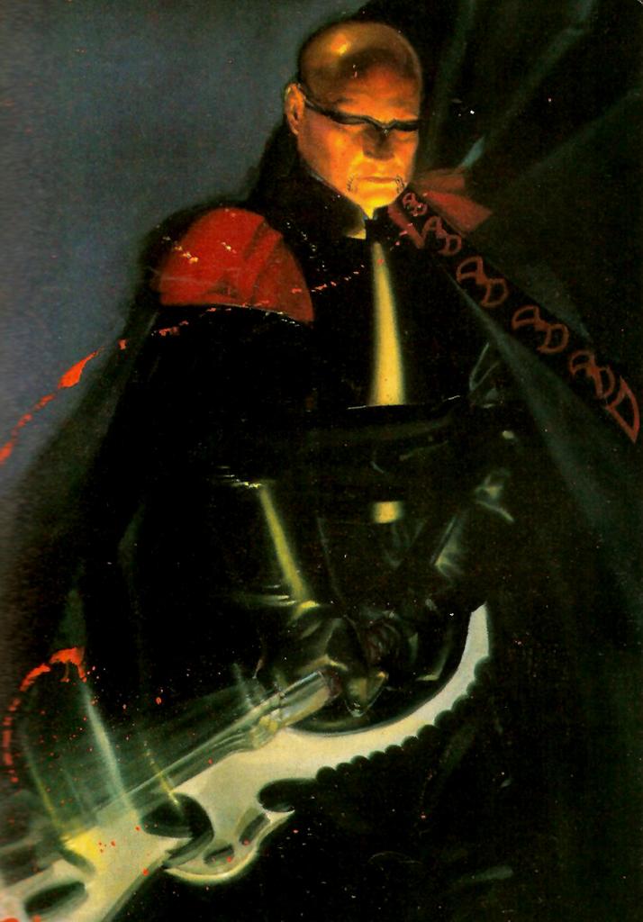 Inquisiteur Jerec (Décédé)