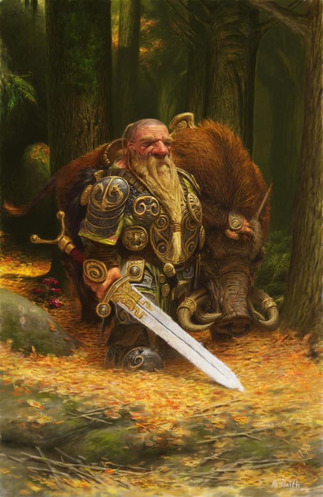 Lord Ozrak Stokeflame