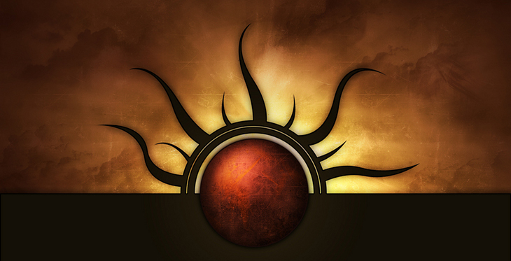 The Army of the Dark Sun