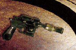 Jaq's Heavy Blasters