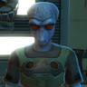 Baniss Nootka, Lieutenant, Rebel Starfighter Command