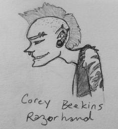 Corey Beekins