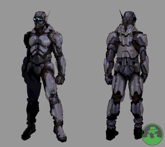 Jaq's Armor