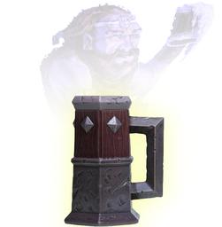 Mug Foamfist