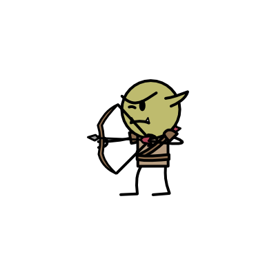 Monster- Goblin Archer (01)