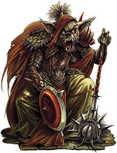 Lord Urrevor Koth