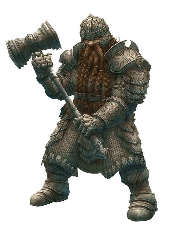 "(RIP) Garam ""The Chosen"" Vran (Dwarf Fighter)"