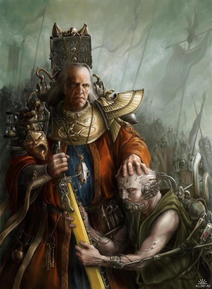 Arch-Militant Basile Alexius