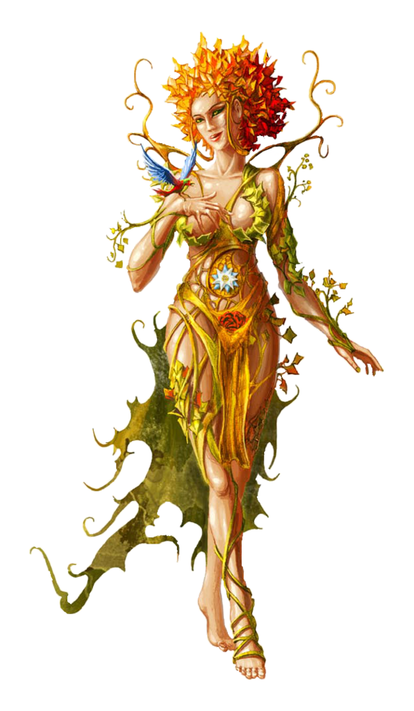Tiressia the Dryad