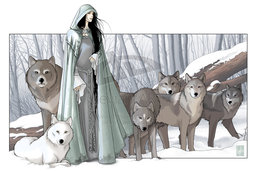 The Mother Wolf