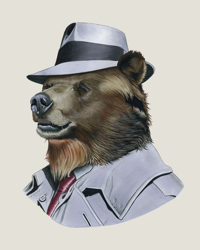 Ursury Bearnard Jones