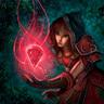 A Dama  Vermelha