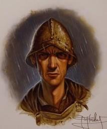 Sergeant Stammel