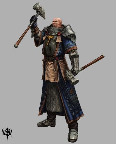 High Warpriest Crosius Vim