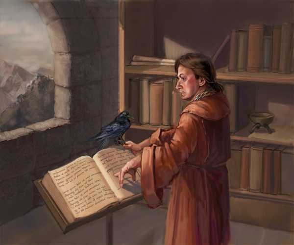 Maester Llewellyn