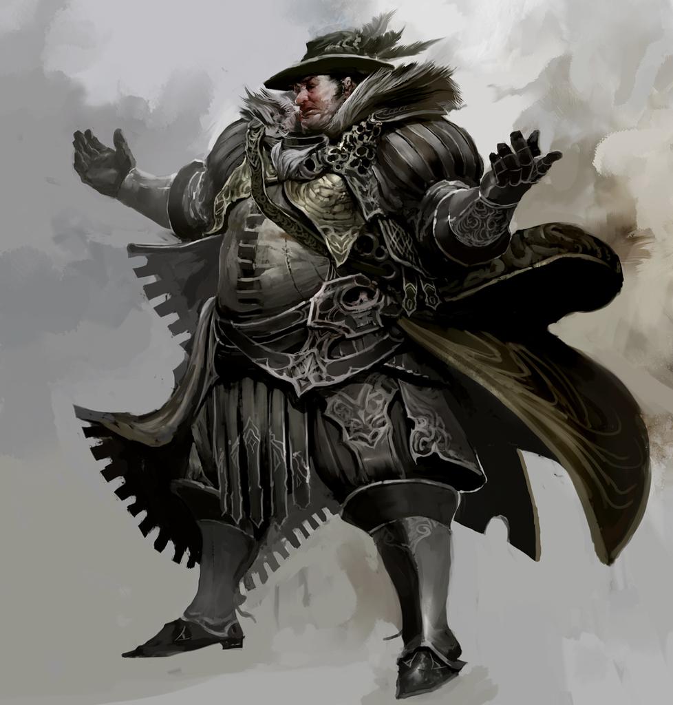 Lord Uther Raetel Strader