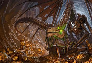 The Draco-Lich