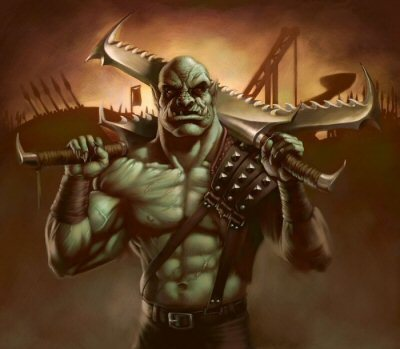 Epic Orc Bro