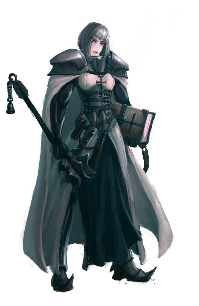 Crusader Elena