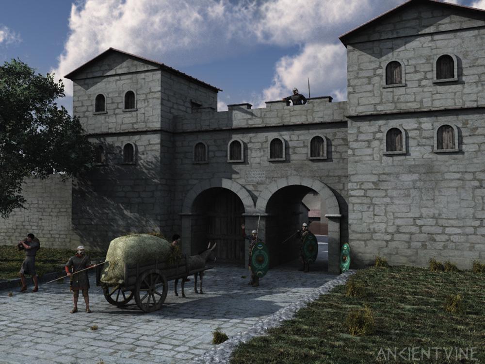 Fort Gatehouse