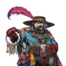 Kierkaar the Many Coloured Enchanter