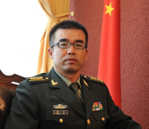 Colonel Huang Chi-Wai