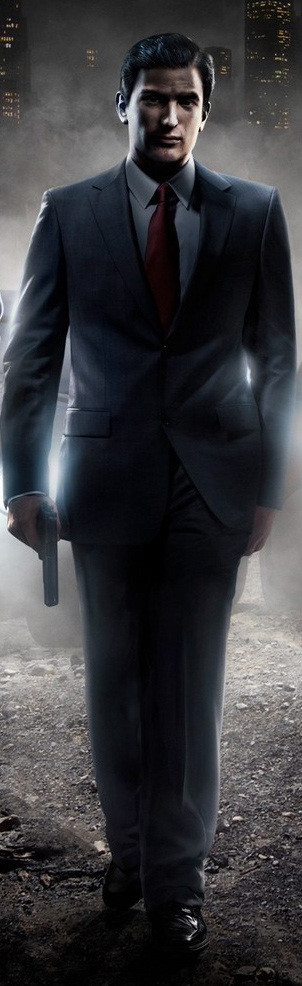 Special Agent Sebastian Black