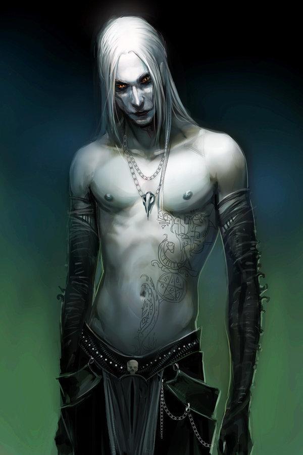 Enoch Greyspeth