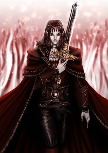 Fruhl Shan Dahl (The Vampire Sword Priest)