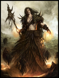 Sarkhan Vol, The Necromancer