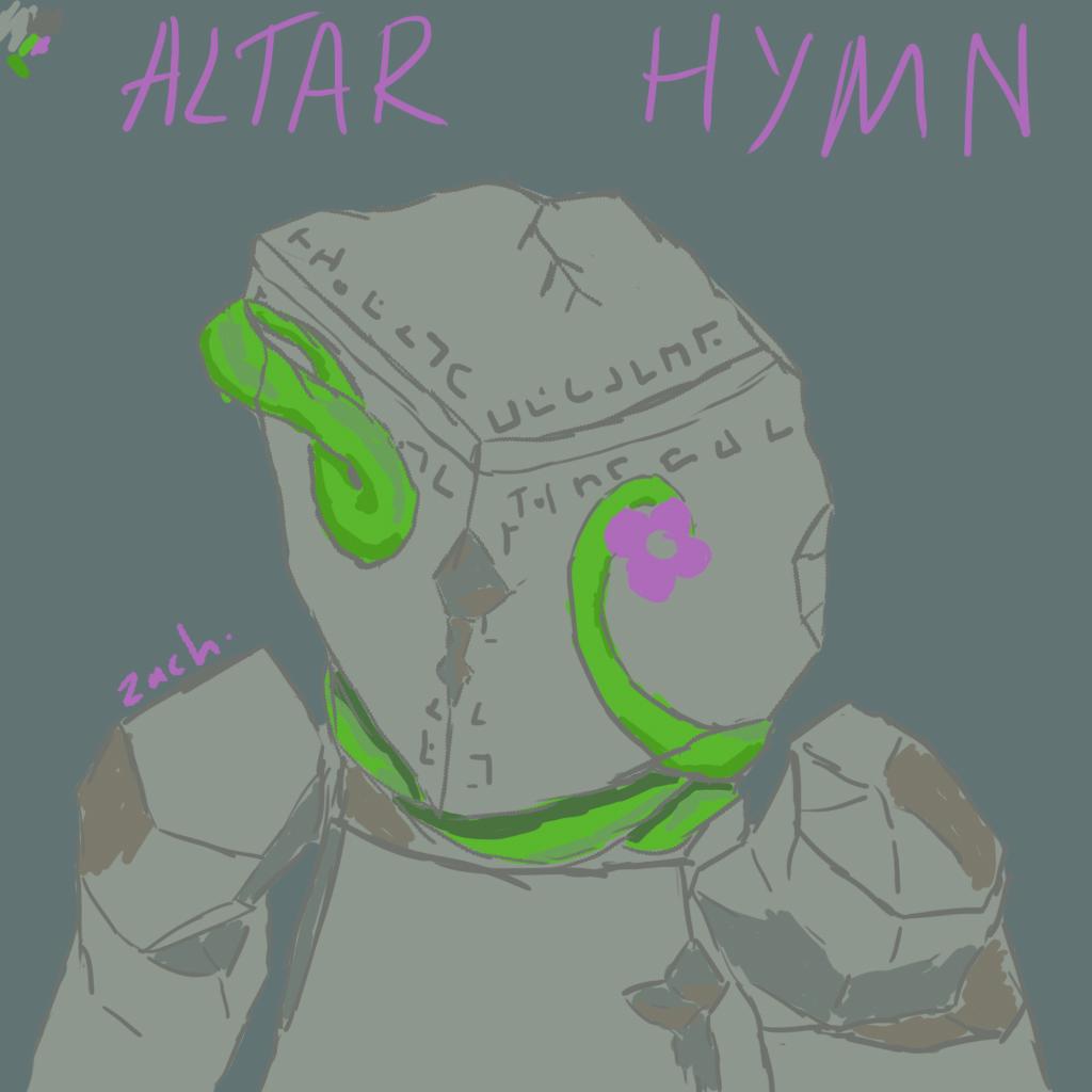 "Altar ""Rocky"" Hymn"