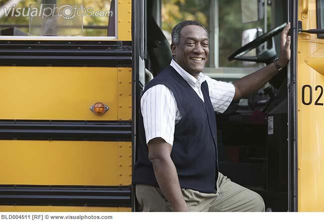 Mack the Bus Driver