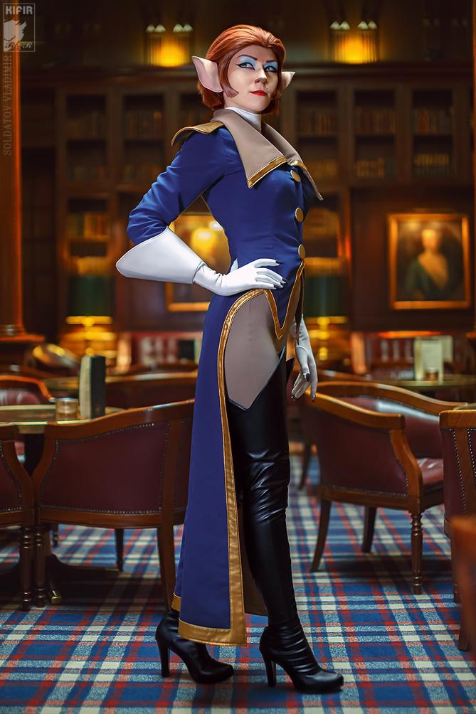 Baroness Rosaleena Elspath