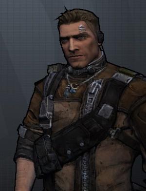 Lt. Axton Bravosi