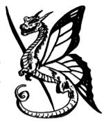 Drake, the Faerie Dragon