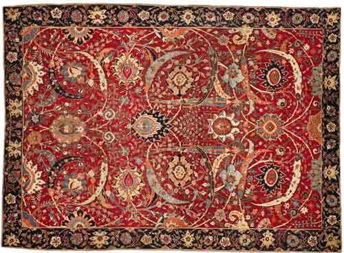 Persian Magic Carpet