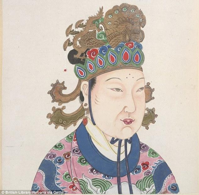 Mortal (Historical), Imperial Secretary Shangguan Wan'er