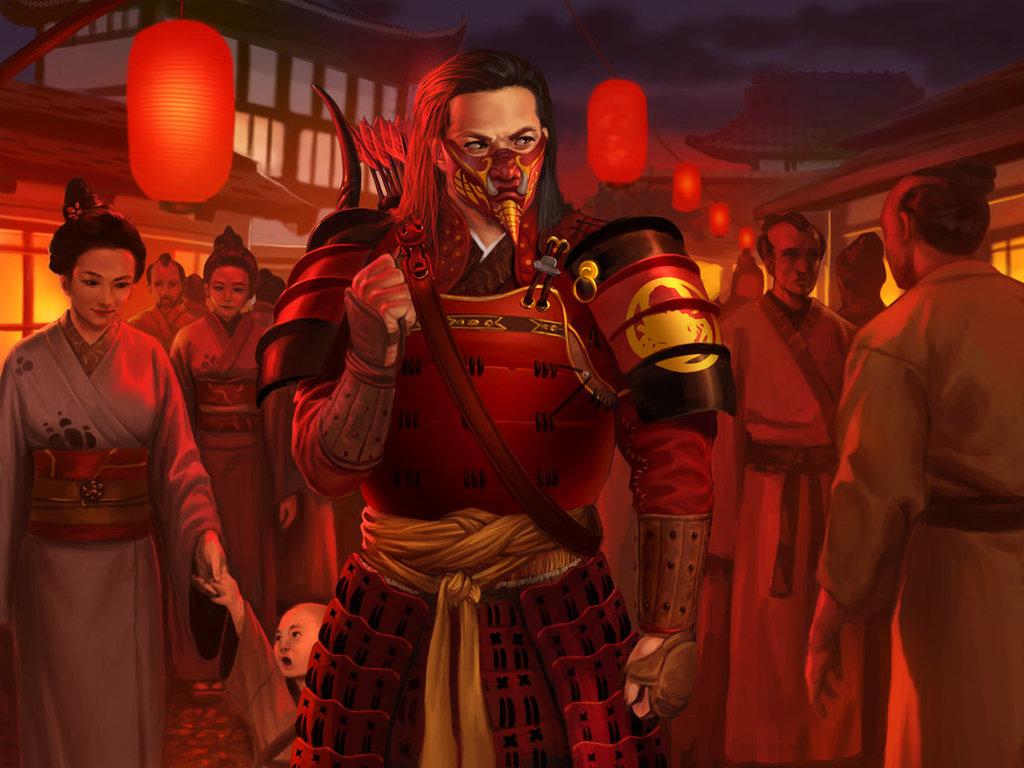 ~Dead PC: Bayushi Yoshimaru~