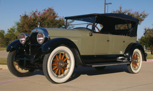 1925 Cadillac Series 314 Tourer