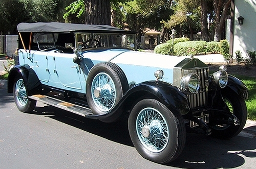 1925 Rolls Royce Phantom I Windover