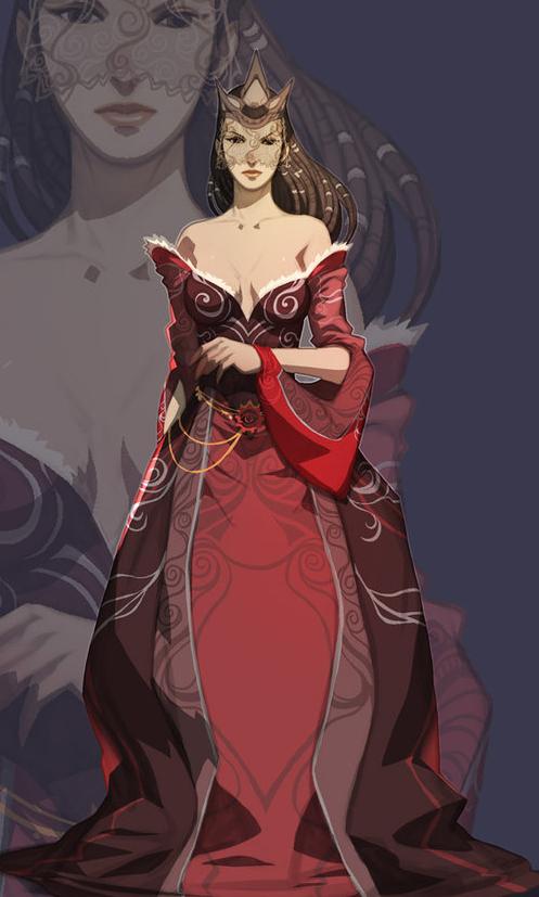 Queen Iona Kerrich