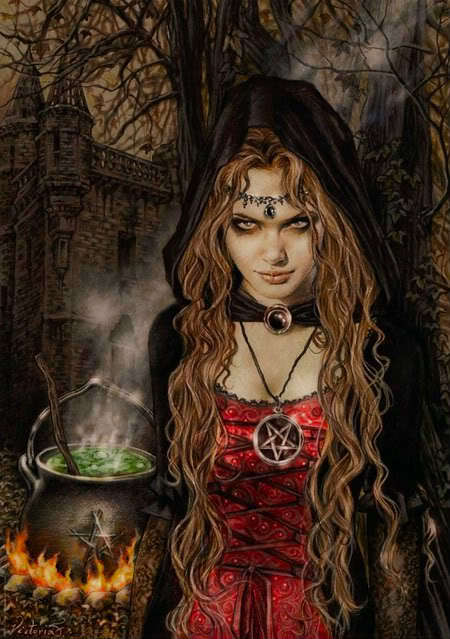 Cycorax (The Witch Queen)