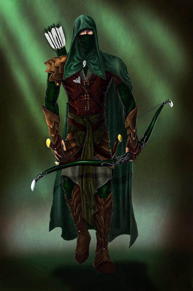 Aranel Hawkeye (Demigod)