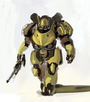 Battle Armor - Tornado PA(L)
