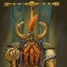 Oracyon Fyrforg, Clan Chief