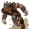 Xan Warstout (Dwarf Martial Artist)