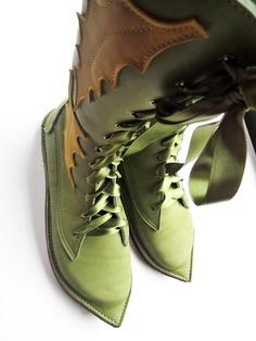Elven Boots